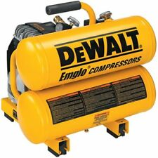 DeWALT D55151 1.1 HP 4 Gallon 100 PSI Electric Air Tool Compressor