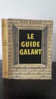 Paul Cc - Il Guida Galant - 1953 - Edizione Solar