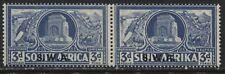 South West Africa 1938 Voortrekker 3d Semi-postal pair unmounted mint NH