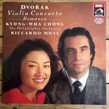 EL 7 49858 1 Dvorak Violin Concerto / Kyung-Wha Chung / Muti / Philadelphia O...