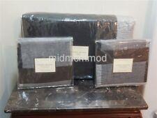 New Pottery Barn Tonal Block Full/Queen Quilt/Std Shams ~ Chic ~Liquidation Sale