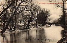 CPA   Bar-le-Duc - L'Ornain et le Pont Saint-Francois  (432626)