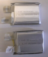 "LiPo Rechargeable Cell 950mAh  35mmx30mmx8mm(1.18""x1.38""x0.32"") 2 Pack US Seller"