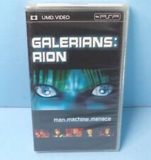 Galerians: Rion [UMD for PSP] BRAND NEW FACTORY SEALED