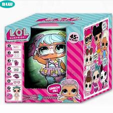 2017 Hot LoL L.O.L Surprise Dolls 10CM BIG SISTERS Series be friends 1 TOY UK
