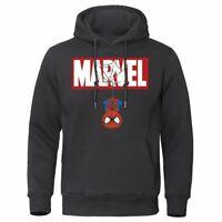 2020 Spring Winter MARVEL Hoodies Spiderman Men Hoodie Sweatshirts Tops Casual