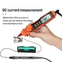 1*A3002 Digital Multimeter Pen Type 4000 Counts with Tester AU AC/DC N7Z5