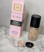 Too Faced Born This Way Foundation *SAMPLE* 2.5ml IVORY container sample