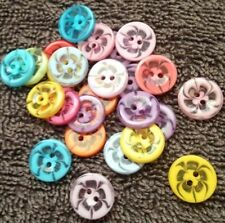 Mixed Lot Plastic Sewing Buttons