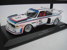 Bmw 3.5 CSL #5 6h Watkins Glen 1979 Miller Cowart 1 18 Minichamps