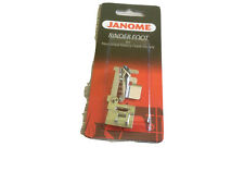 Janome Binder Foot for Rotary Hook Models Genuine Boxed
