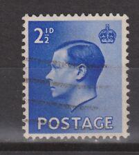 Great Britain 196 Z used EDWARD VIII 1936 KOPSTAAND TOP CANCEL VEILING ENGELAND