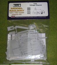 Dapol VILLAGE CHURCH 1/76 Scale scenery Kit 00/HO C29