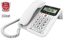 BT DECOR 2600 WITH CALL GAURDIAN CALL BLOCK CORDED TELEPHONE - 083154