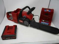 """Toro 14"""" Chainsaw Toro 51880 40 Volt Battery Chain Saw With Battery"""