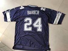 Reebok NFL On Field #24 DALLAS COWBOYS Marlon Barber American Football Shirt L