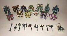 Vintage 1987 Hasbro Battle Beasts Action Figure & Weapons Lot