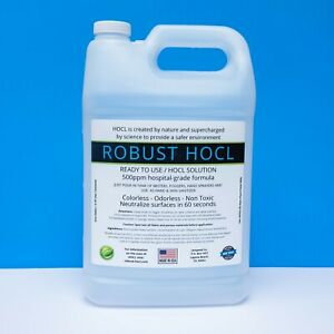 Hypochlorous Acid (HOCL) 500ppm Ready To Use Hospital-grade sanitizer fogger