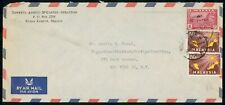 Mayfairstamps Malaysia Tippetts Abbett McCarthy Stratton Cover wwf_48613