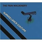 Pain Machinery,the - Surveillance Culture - CD