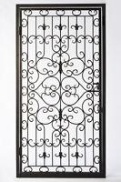Wrought Iron Gate, Garden Gate, Classic Design