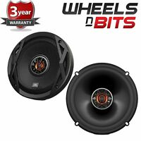 "JBL CLUB 6520 Pair of 150 Watt 17cn 6.5"" Inch Component Car Speakers Rear Shelf"