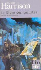 Le Signe des Locustes // John HARRISON // Science Fiction // 1 ère Edition