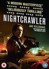 Nightcrawler DVD 2014 by Jake Gyllenhaal Bill Paxton