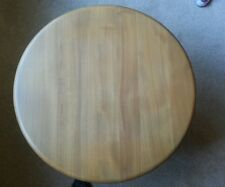 Vintage Ercol Circular Occasional/Coffee Table, Model 142