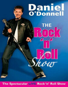 Daniel O'Donnell: The Rock 'N' Roll Show Dvd Brand New & Factory Sealed (2005)