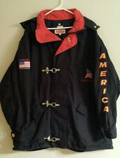 Mondetta A Spirit of Unification USA America Coat Jacket size Large RARE!!
