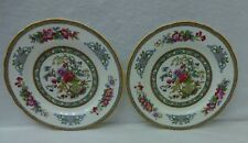 """PARAGON china TREE OF KASHMIR Scalloped Salad Plate - Set of Two (2) - 8-3/8"""""""