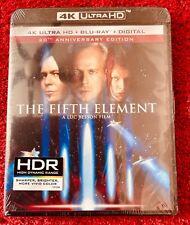 🔥The Fifth Element 4K UHD 20th Anniversary Edition *FREEPOST*Region FRee NEW🔥