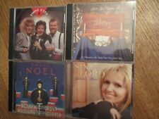 4 cds  all  CHRISTIAN MUSIC  see list   (4 different)