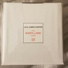 Sold Out Limited Edition Lola James Harper THE SHERYL LOWE HOME 22 CANDLE 6.7 OZ