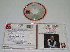 Rachmaninov/Symphonic Dance, op.45 etc/London Symphony Orch/Previn (CDM 7690252)