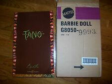 TANO Treasures of Africa Byron Lars Barbie AA W/Shipper