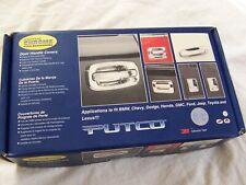 Putco 400009 Chrome Trim Door Handle Cover