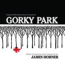 Gorky Park cd sealed intrada oop Horner
