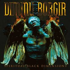 DIMMU BORGIR Spiritual Black Dimensions CD CRADLE OF FILTH/OLD MAN'S CHILD/TROLL