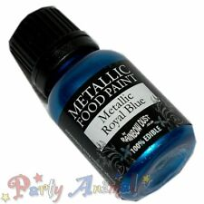 Rainbow Dust Metallic/Pearlescent Edible Food Paint - Sugarcraft Cake Decorating