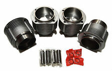 QSC Porsche 912/356 86mm Big Bore Cylinder & Piston Kit (4 Ring)