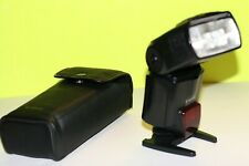 Canon 580 Ex with case and stand-Excellent Flash-Great condition
