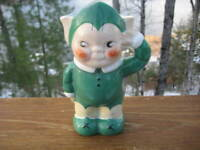 VINTAGE SHELLEY SGT BOO BOO THE ELF CREAMER LUCY MABEL ATWELL C 1920's
