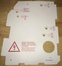 1984 Apple Macintosh 128K M0001 Analog Board Power Supply Side Shield Cover Part