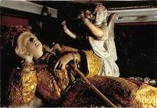 B69020 Statua di santa Rosalia Palermo 8x6cm  italy