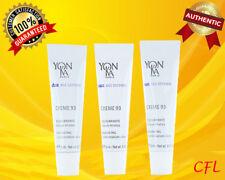 Yonka Cream Creme 93 Combination Skin SAMPLES 3 TUBES 5ml/0.17oz Normal NEW