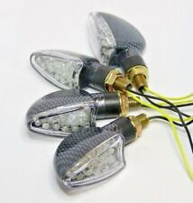 4 LED MOTORCYCLE TURN SIGNAL FOR SUZUKI RM250 RM 250 TL1000 TL 1000 S GSF650 GSF