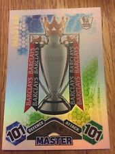 MATCH ATTAX 09/10 MASTER  TROPHY CARD ULTRA RARE