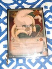 Naruto Monkey King Enma N-164 SR Mint